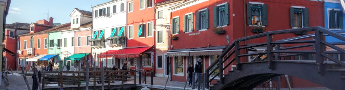 Burano et Murano
