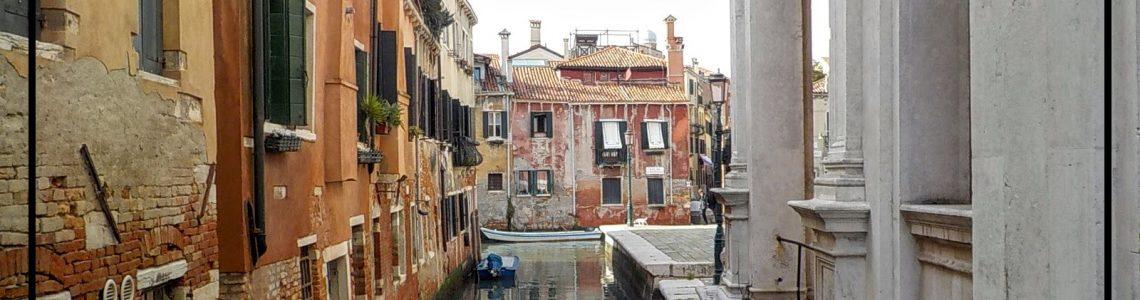 Venise By Mini-Trotteuse