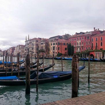 De la montagne à nos premiers pas à Venise