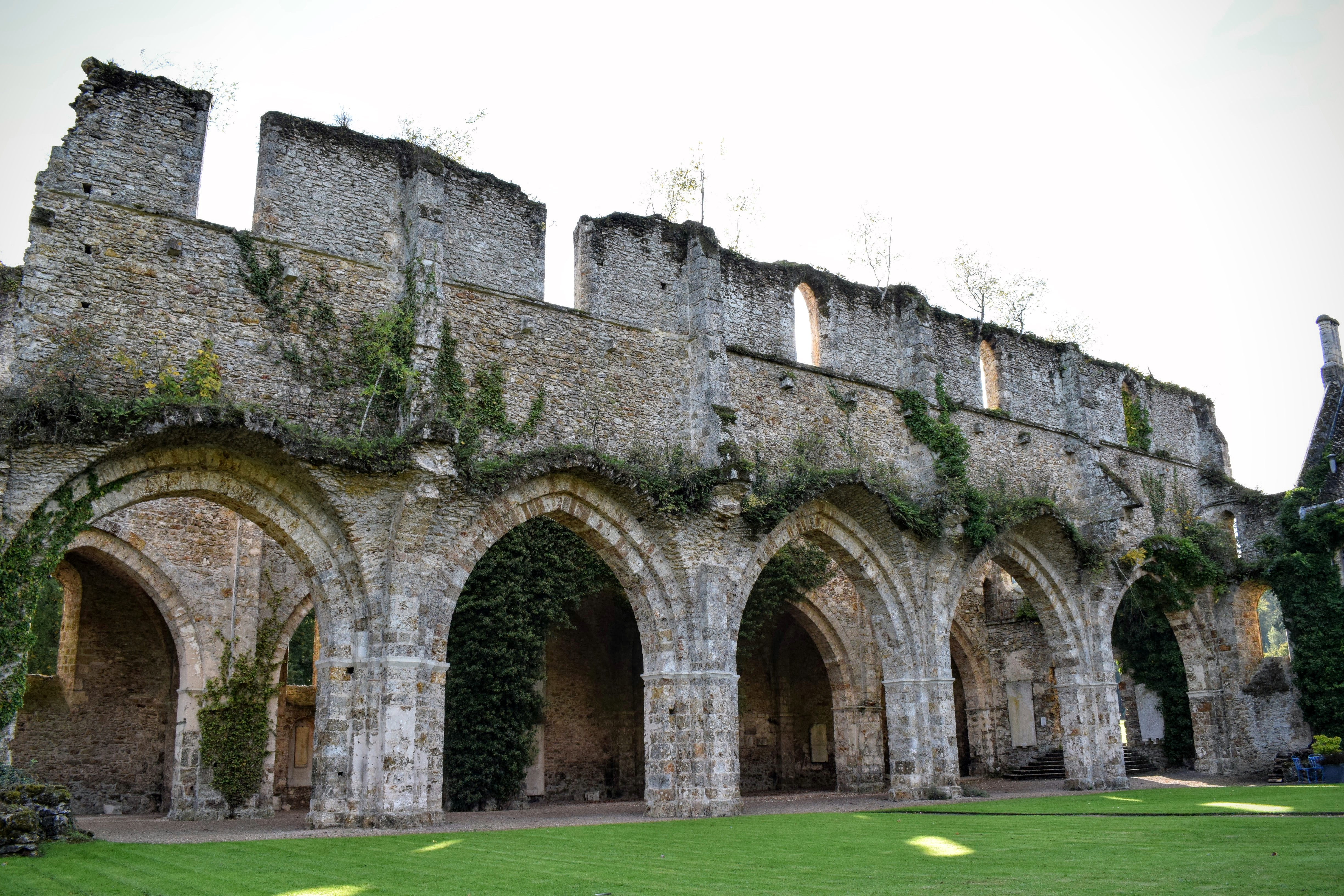 L'Abbaye des Vaux-de-Cernay