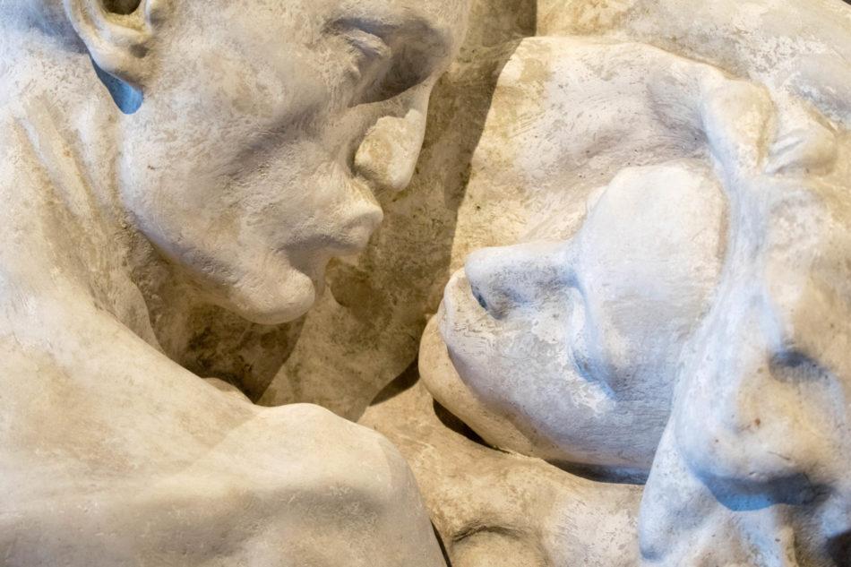 Rodin l'exposition du centenaire