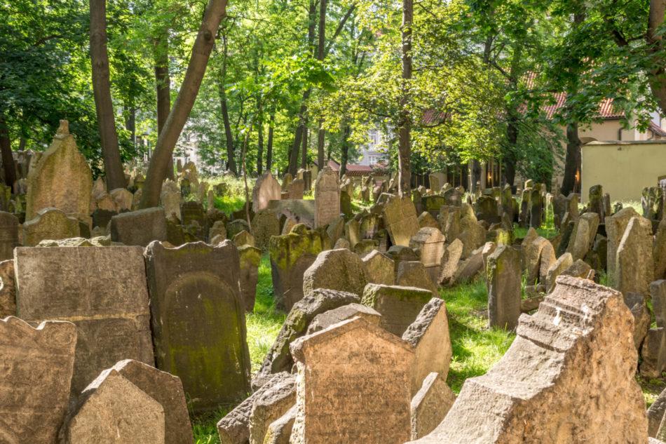 cimetière juif de Prague