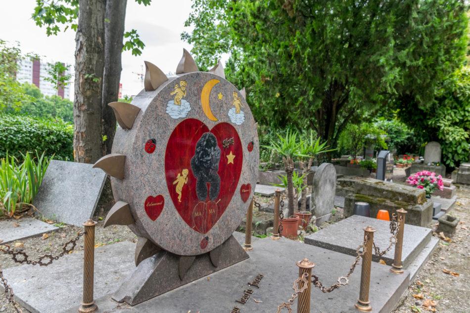 cimetière des chiens